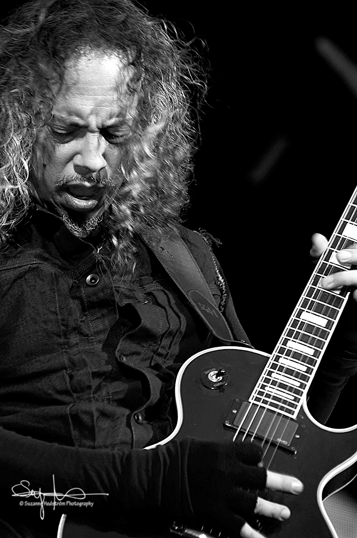 Kirk Hammet Metallica