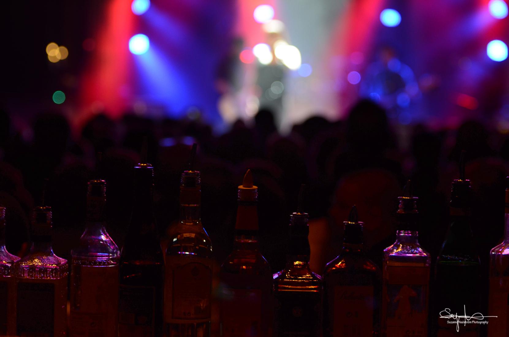 Bottles on Beth Hart